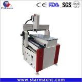 De MiniCNC van het Metaal CNC van de Router Scherpe Machine van uitstekende kwaliteit