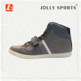 Ботинки комфорта обуви способа отдыха высокого отрезока вскользь для людей
