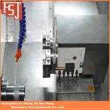 포탑 선반 작은 CNC 선반 기계