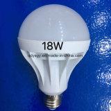 Eco 소성 물질을%s 가진 18W LED 전구