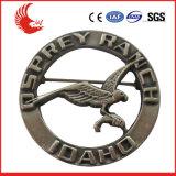 Dernière Promotion Or Antique insigne métallique