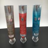 새로운 박판으로 만들어진 관 제조자 도매로 Abl 알루미늄 PE 플라스틱 빈 치약 튜브 포장