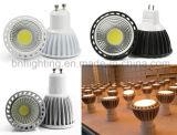 GU10 البوليفيين أضواء LED ل1W / 3W / 5W مع CE SASO