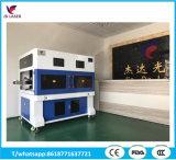 Máquina ULTRAVIOLETA de la marca del laser con el certificado