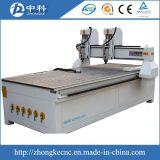 Machine modèle de couteau de commande numérique par ordinateur en bois de Zhongke 1325 à vendre