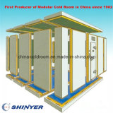 Chambre froide d'entrepôt préfabriqué de logistique