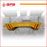 Papierherstellung-Industrie motorisierter Übergangsschlußteil für Papierfabrik auf Schienen