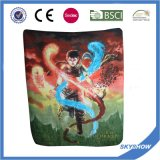 Super Zachte Fabriek Van uitstekende kwaliteit China 100 Polyester Afgedrukte Deken