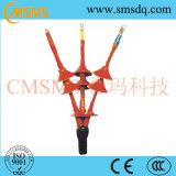 10kv Accessoires pour câbles thermorétractables à l'huile à trois côtés