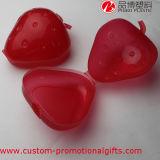 Kleiner Fabrik-Preis-roter Erdbeere-Form-Süßigkeit-Kasten