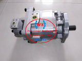 Pompa a ingranaggi idraulica del lavoro di mercati degli accessori D475A-2 di migliore qualità del Giappone Ass'y 705-52-42170 pezzi di ricambio