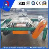 Fabricantes magnéticos permanentes do separador do minério da armadura da série Rcyk-10