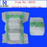 Couches-culottes remplaçables de bébé de coton pour des couches de bébé de couches-culottes de ventes en gros en vrac l'usine de couches-culottes de Stocklot en Chine (Y410)