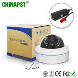 1080P HD impermeabilizan la cámara de la bóveda del IP de la seguridad del CCTV del IR (PST-IPCD402SH)