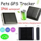 動物(V26)のための装置を追跡する太陽充満GPS