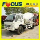 O ISO e o CE aprovaram o misturador concreto do trânsito do misturador do trânsito para a fonte do misturador concreto da venda