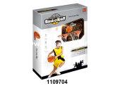 熱い販売のプラスチックはもてあそぶバスケットボールの机の屋外のおもちゃ(1109701)を