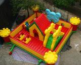 Castello gonfiabile usato per migliorare i bambini immaginazione ed intelligenza (FC-052)