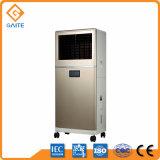 2016 sin cuchilla con Al eléctrico viaja en automóvili el ventilador del refrigerador de aire