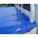 La Cina ha fatto il coperchio del rimorchio, tela incatramata stampabile impermeabile del PVC per il coperchio del rimorchio