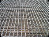 2X2 de acero galvanizado de alambre soldado panel de malla de la cerca