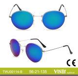 Neuer Großhandelsentwurf polarisierte Frauen-Sonnenbrillen mit Cer (114-C)