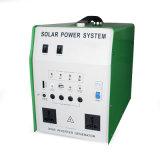 12V24ah電池および50W太陽電池パネルが付いている太陽系300W