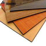 Взгляд ACP Ideabond деревянный для фабрики Acm нутряного украшения (AE-305)