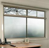 Alluminio Windows scorrevole della doccia con vetro opaco