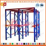 Haltbarer Metallhochleistungslager-Speicher-Stahlladeplatten-Zahnstange (Zhr171)