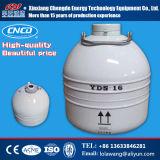 Recipiente do nitrogênio líquido de uso médico