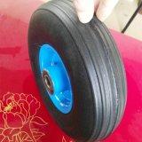 Festes 10*1.75 Schlagbiegefestigkeit-Gummirad für mechanische Installation