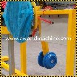 금속 격판덮개 진공 기중기, 유리제 빨판 기계