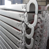 La planche en acier galvanisée d'IMMERSION chaude peut être personnalisée