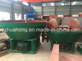 Wet Pan Mill Machine, Gold Mining Rectificadora