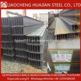 Q235 Q345 Ss400の標準熱間圧延の構造スチールHのビームサイズ
