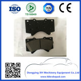Eixo Dianteiro da pastilha do freio de peças de automóvel D1303 para a Toyota