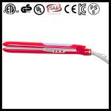 100% anti cabelos do escapamento que denominam o Straightener do cabelo do vapor das ferramentas (V179)
