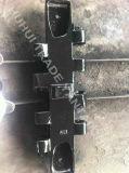 De Plaat van het Spoor van het Stootkussen van het Spoor van de Schoen van het Spoor van de Kraan van het Kruippakje van Kobelco Cke2500