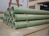 Beständiges FRP/GRP Rohr der Dn10mm-4200mm Abnutzungs-für Schlamm-Wasser