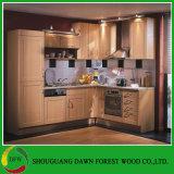 メラミンドアの安い現代食器棚