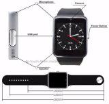 Bluetooth Smart Watch montre-bracelet avec fente pour carte SIM de téléphone et le CNPI Smart Health Watch