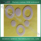 Garniture transparente de joint de silicones de garniture plate en caoutchouc de qualité de la Chine