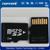OEM Capacité réelle de la carte mémoire Micro SD 2 Go de la carte de TF 16GB/32GB/64 Go/128 Go classe10 sur la carte Microsd