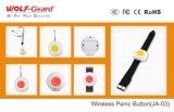 systeem van het Alarm van de Indringer van het Huis van 850/900/1800/1900 het Draadloze + GSM Communiction Comité + Sos + Draadloze Sensor + Getelegrafeerde Sensor