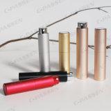 10ml al por mayor vacian la torcedura de aluminio encima del atomizador del perfume (PPC-AT-1714)