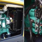 Alimentation de secours de type silencieux 55kVA Groupe électrogène quatre cylindres