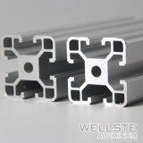 Extrusión de Aluminio perfil de ranura en T de 3535 para el montaje del sistema de encuadre