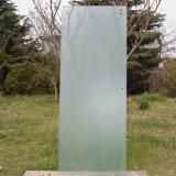 10mm bordas polidas Furações Recortes Float o vidro temperado para Office porta do chuveiro