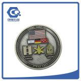 Выполненная на заказ гальванизируя нация 3D коммеморативная монетка